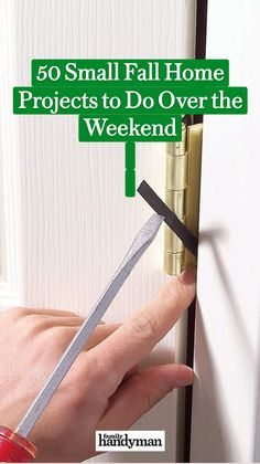 Handyman Projects, Home Fix, Diy Home Repair, Home Repairs, Home Ownership, House Cleaning Tips, Diy Home Improvement, Home Hacks, Autumn Home