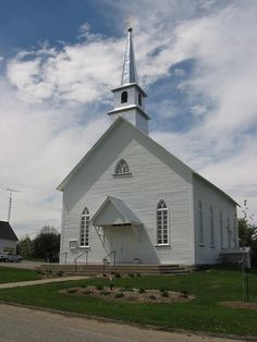 Maricourt (église Sainte-Marie), Québec, Canada (45.564473, -72.262704)