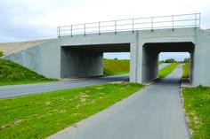 Sporbærende bro