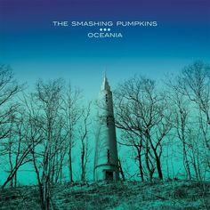 album cover art: the smashing pumpkins - oceania [2012]