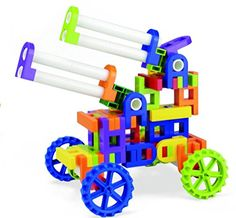 Educational Toys Construction Engineering Blocks for Boys and Girls Building Endless Combinations Great for Learning  Having Fun Build Your Imagination Today * Visit the image link more details. (This is an affiliate link)
