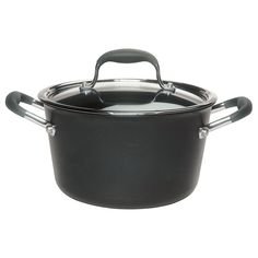 Anolon Advanced Hard Anodized Nonstick 4-1/2-Quart Tapered Saucepot *** Read more at the image link. (This is an Amazon affiliate link)