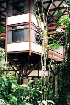 Clássicos da Arquitetura: Residência em Tijucopava,© Nelson Kon