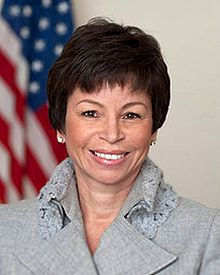 Valerie Jarrett is a Senior Advisor to the President of the United States and Assistant to the President for Public Engagement and Intergovernmental Affairs in the Obama administration. She is a Chicago lawyer, businesswoman, and civic leader.