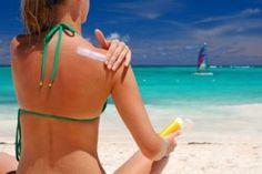 Aplique o protetor solar corretamente em sete passos