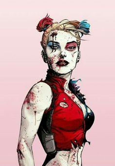Harley Quinn by Jim Lee