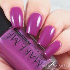 Make Me Cosmetics Collection – Respect My Cuteness  #nail #nails #mani #manicure #jeninthemorning