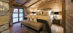 Chalet Uberhaus Lech - bedroom