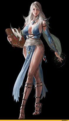 art барышня,красивые картинки,Маги(Fantasy),Fantasy,Fantasy art,art,арт,kim jongeun