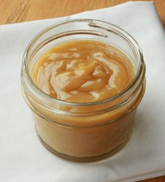 Ketogenic Carmel Sauce