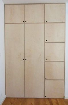 placard Ideas for plywood furniture wardrobe storage Z Mesh, An Innovative F Diy Wardrobe, Wardrobe Storage, Wardrobe Doors, Bedroom Wardrobe, Built In Wardrobe, Closet Doors, Closet Storage, Wooden Wardrobe, Plywood Interior