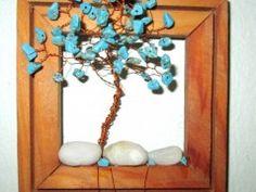 Stromeček v rámečku Candle Sconces, Origami, Wall Lights, Candles, Lighting, Home Decor, Appliques, Decoration Home, Room Decor