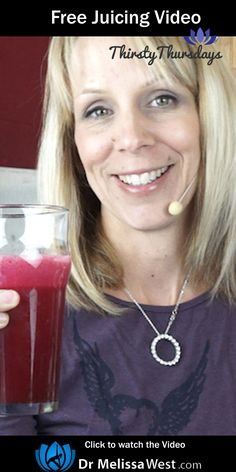 Free juicing video Joint Pain Juice Relief