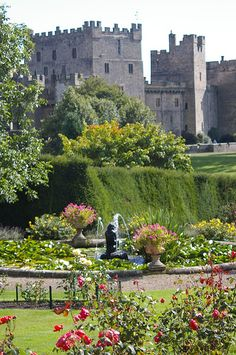 Raby Castle ~ County Durham, England
