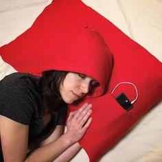 Hoodie Pillow from Firebox.com