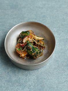 [Recipe] Vegetables marinated in Amazake (sweet sake) and Miso / Double punch of Umami with Amazake and Miso