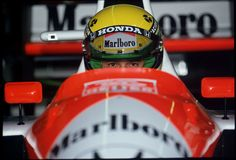 AYRTON SENNA: Best one ever. Not only as a driver, but as a person.