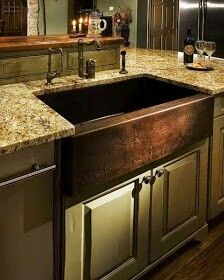 Oh what a sink!