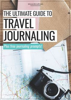 Simple, fun and easy minimalist travel journal ide…