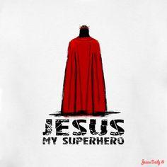 Jesus is My Superhero! Jesus Faith, Jesus Is Lord, Faith In God, Love One Another Quotes, Jesus Drawings, Jesus Cartoon, Jesus Reigns, Pictures Of Jesus Christ, Jesus Wallpaper
