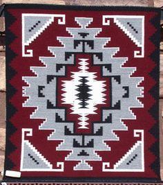 Navajo Weaving, Hand Weaving, Indian Rugs, Nativity, Native American, Baskets, Pottery, Ideas, Home Decor