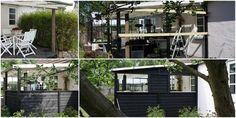 Fantastisk blog-inspiration om udekøkken og overdækket terrasse