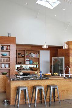 Lisa & Scott's Industrial Barbara Bestor Home in Topanga House Tour