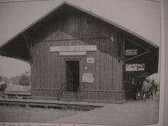 Front Royal Train Station- Front Royal, VA