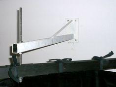 Vybavení pro divadlo - Šálové rameno   Jevištní technika Plzeň Ladder, Stairway, Ladders