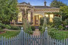 Stephanie Alexander has spent 22 years in her Hawthorn house. We talk to her about what she loved best and what it offers its new owners. Character Home, Australian Homes, Celebrity Houses, Beautiful Buildings, Restoration, Brick Homes, New Homes, Real Estate, Exterior