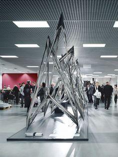 Architonic Concept Space III by Oskar Zieta at the imm cologne 2010  http://zieta.pl/grafika/catalogue/FIDU_ARTWORKS_2014.pdf