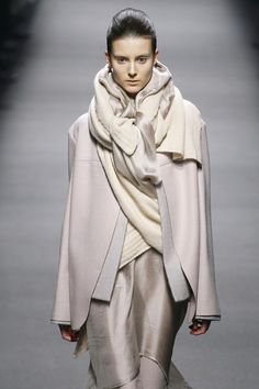 Haider Ackermann at Paris Fashion Week Fall 2008 - Runway Photos