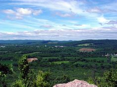 Point Mountain Reservation in Hunterdon County, NJ.  For 2012-2013 we have 2 Grant Recipients in Hunterdon County. #NJ