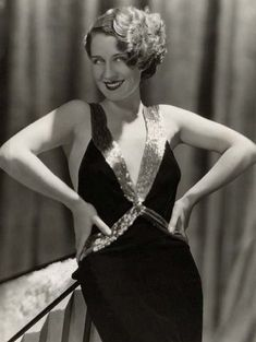 Norma Shearer, my would-have-been aunt