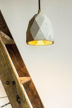 Gant concrete light