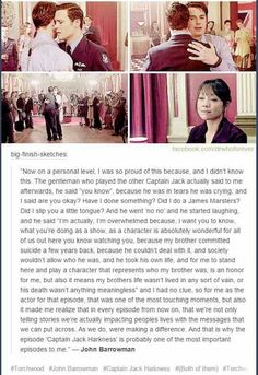 This is amazing. Just another reason why I love this show.