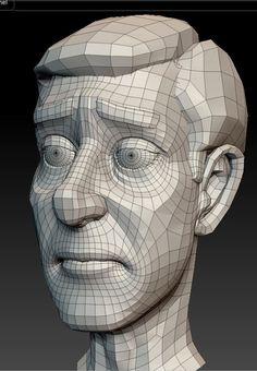 Digital - Charles Woods, 3d Artist