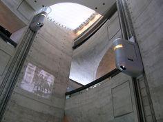 unstudio mercedes benz museum LIFT - Google Search