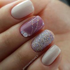 and Beautiful Nail Art Designs Short Nail Designs, Nail Art Designs, Nails Design, Hair And Nails, My Nails, Neon Nails, Nailart, Dipped Nails, Rainbow Nails
