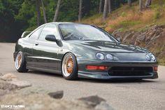 Acura Integra Type R [Third Generation] Japanese Domestic Market, Japanese Sports Cars, Japanese Cars, Civic Jdm, Integra Type R, Honda City, Car Mods, Import Cars, Jdm Cars