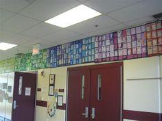 Idea for school art project