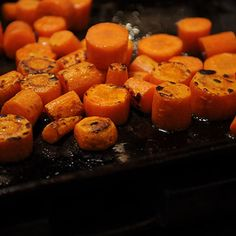 Roasted Carrot Soup recipe on Food52