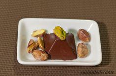 Cioccolatini aromatizzati