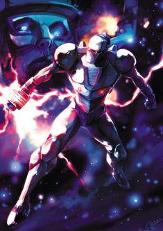 Rom: The Space Knight by Santi Casas (Marvel comics)