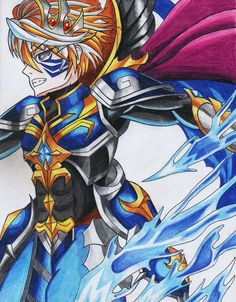 Tazer Omni Fan Art by on DeviantArt Brave Frontier, Cool Words, Spiderman, Fanart, Deviantart, Superhero, Drawings, Awesome, Artwork