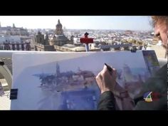 """Clase Magistral de Camilo Huéscar """"painting out"""""""