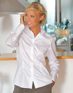 Chemisier Femme, Chemise Blanche, Poignet, Femmes Noires, Des Vêtements,  Manches Longues 5e75f6127637