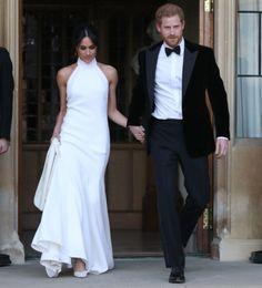 cf8b7a361dc9 A festa continua! Confira o novo look da noiva e a chegada do casal à festa  real