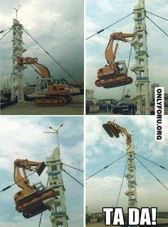 Send it, Crane!