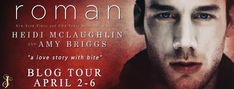 Abibliophobia Anonymous                 Book Reviews: **BLOG TOUR With Giveaway**  Roman by Heidi McLaug...